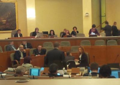 In Consiglio regionale