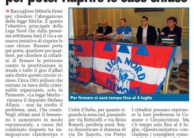 Torino CronacaQui, 20.06.2015