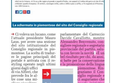 Torino CronacaQui, 06.05.2015