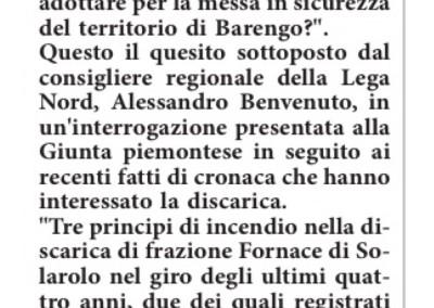 Corriere di Novara, 02.07.2015