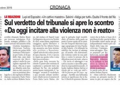 Torino CronacaQui, 20.10.2015