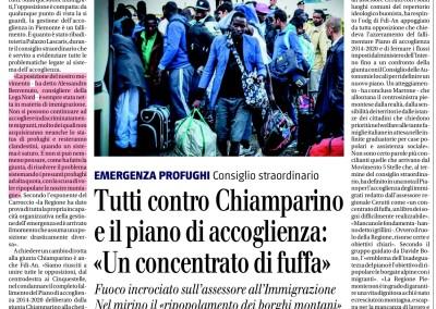Il Giornale del Piemonte, 12.11.2015