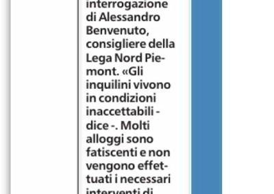 La Stampa ed. Vercelli, 26.06.2016