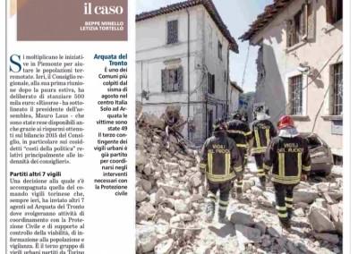La Stampa, 07.09.2016