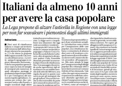 Il Giornale del Piemonte, 05.06.2015