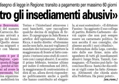 Torino CronacaQui, 31.10.2014