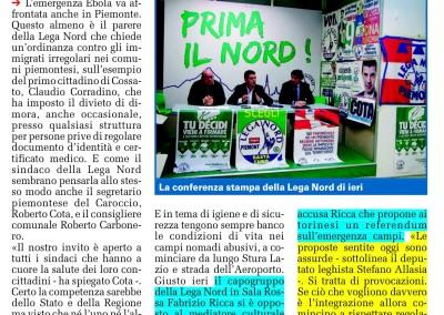 Torino CronacaQui, 21.11.2014