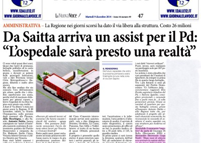 La Nuova Voce, 09.12.2014