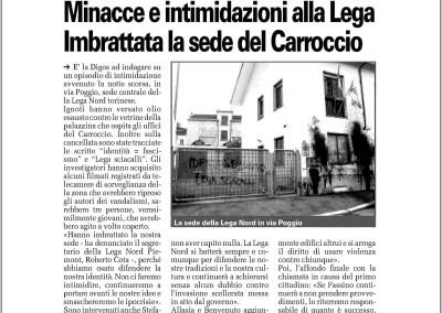 Torino CronacaQui, 21.01.2015