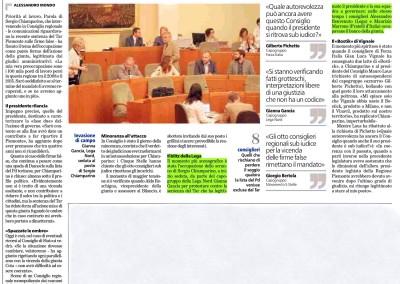 La Stampa, 15.07.2015