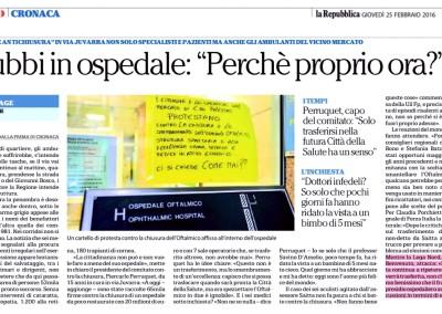 La Repubblica, 25.02.2016