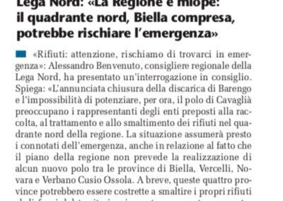Il Biellese, 17.11.2017