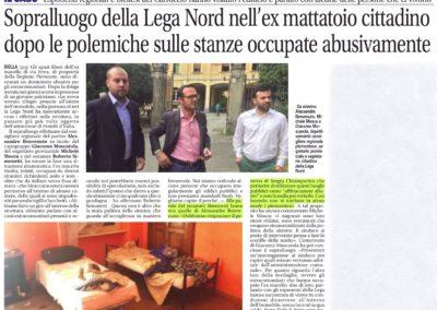 La nuova Provincia di Biella, 09.09.2017