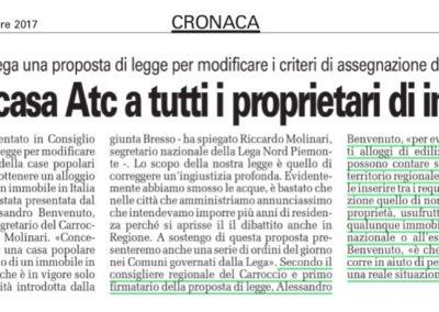 Torino CronacaQui, 18.10.2017