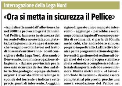 Il Giornale del Piemonte, 24.11.2015