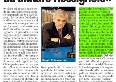 Torino CronacaQui, 29.04.2015