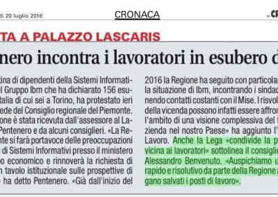 Torino CronacaQui, 20.07.2016