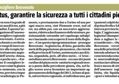 Il Giornale del Piemonte, 11.03.2015