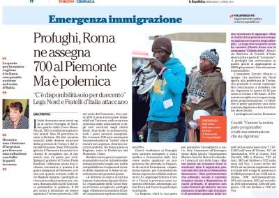 Repubblica, 15.04.2015
