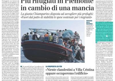 Il Giornale del Piemonte, 10.06.2015