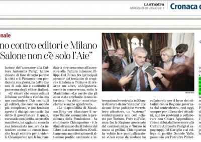 La Stampa, 20.07.2016