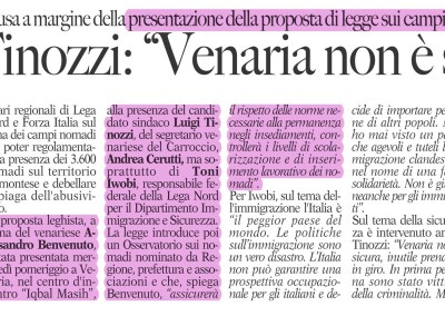La Voce, 04.04.2015