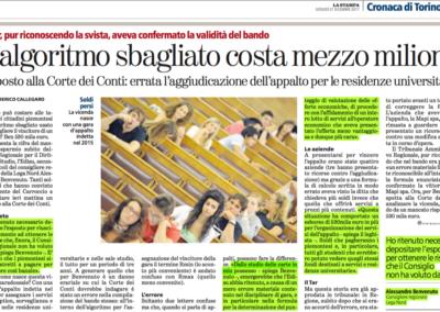 La Stampa, 21.12.2017