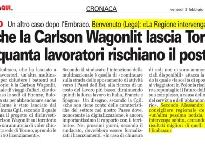 Torino CronacaQui, 02.02.2017